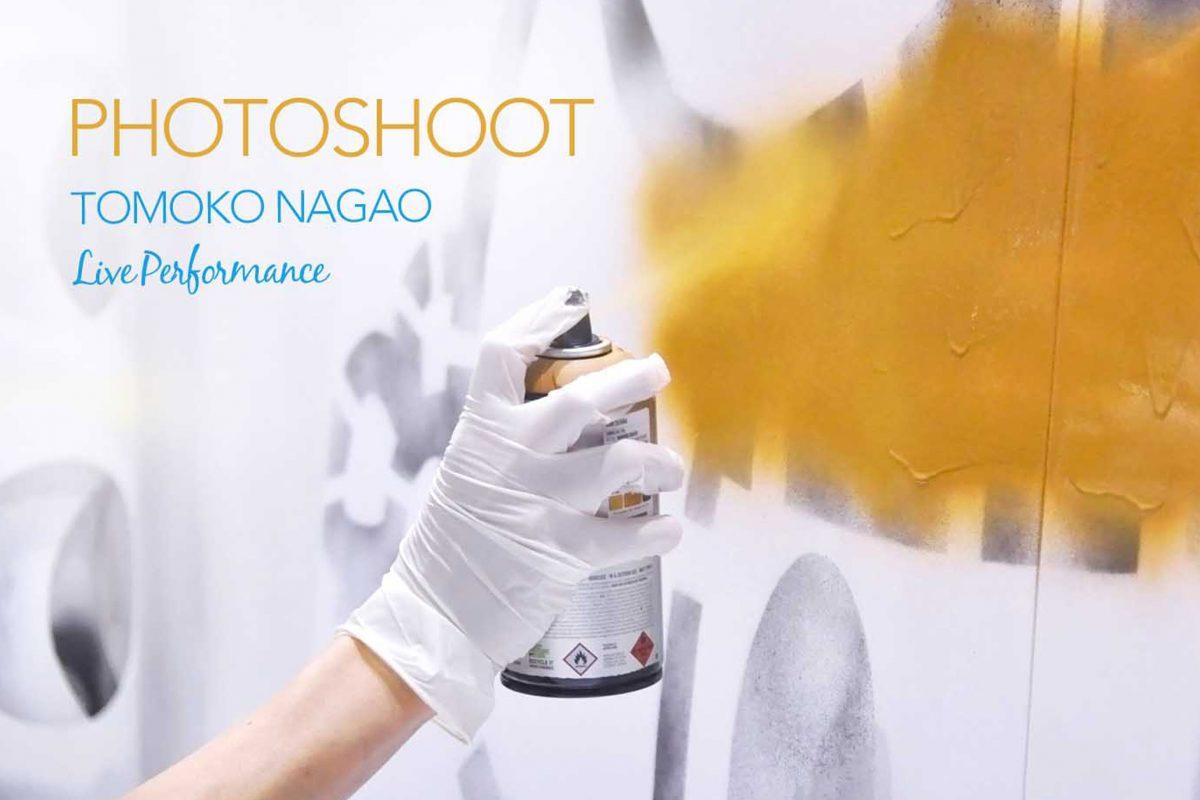 Tomoko Nagao Live Performance