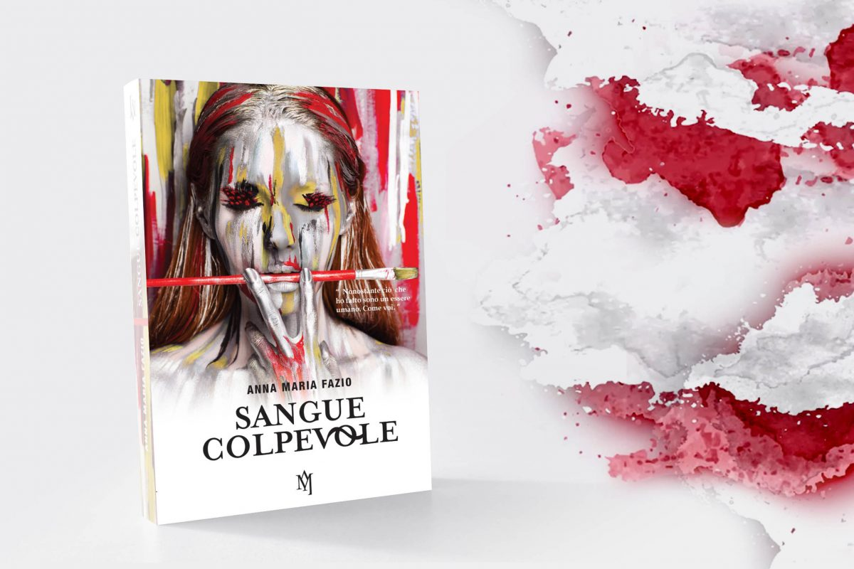 Sangue Colpevole Book Cover